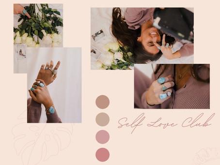DIY Self Love Photoshoot