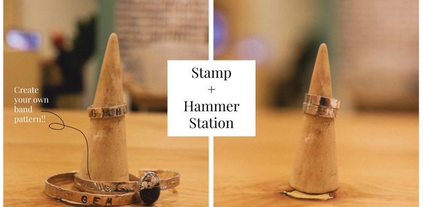 Stamp & Hammer options