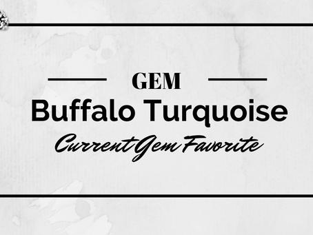 Buffalo Turquoise //