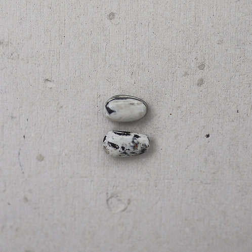 silver buffalo turquoise ring