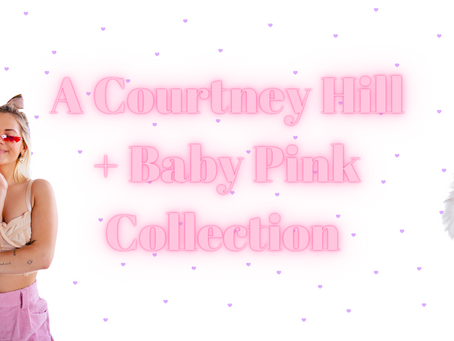 Courtney Hill's Valentine's Collection