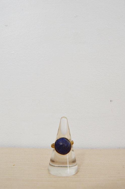brass // lapis lazuli // 7.75