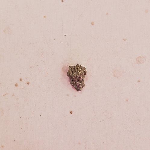 silver // pyrite