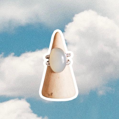 silver moonstone ring 6
