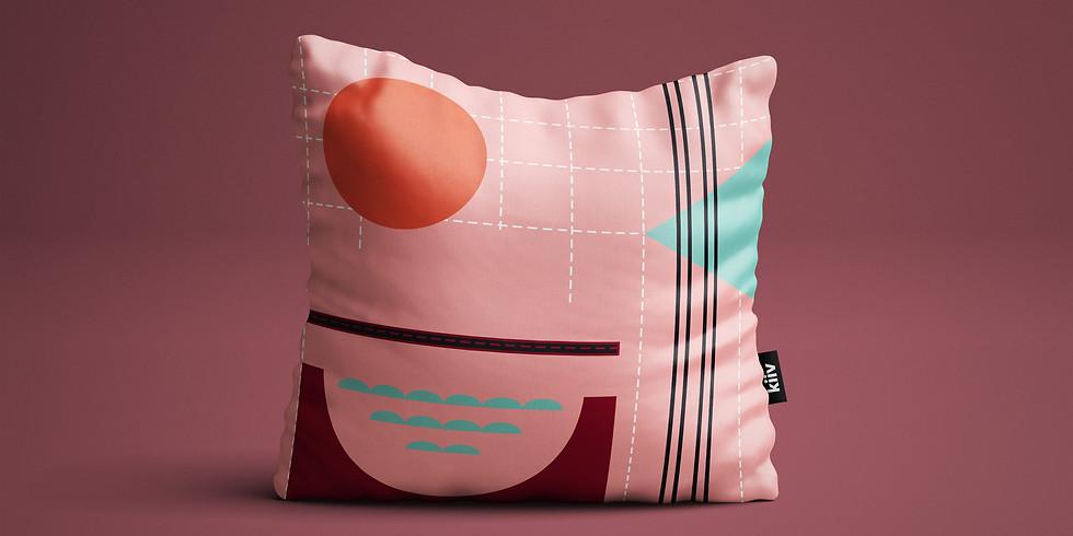 Textielprints ontwerpen met Illustrator