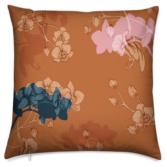 Pillow VanEyck2020 'Orange'
