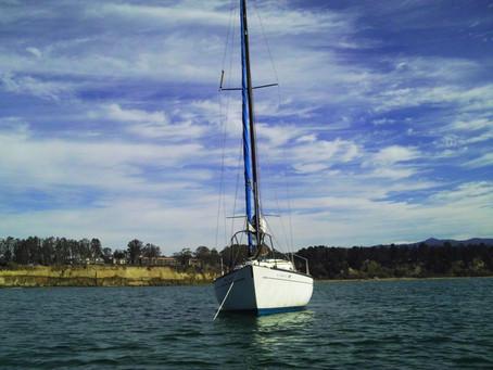 Sailing trips on the gorgeous Monterey Bay!