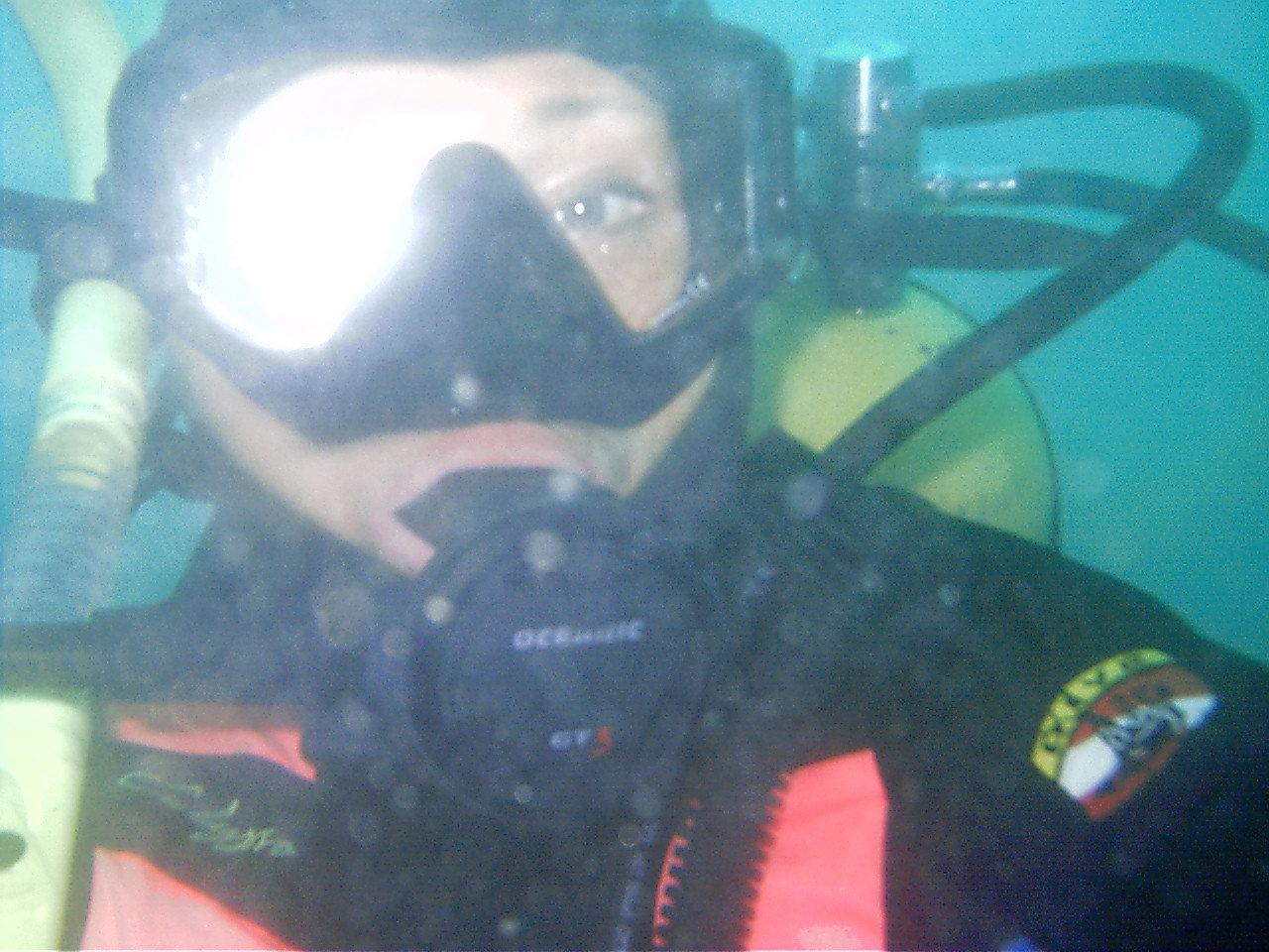 Underwater vessel maintenance