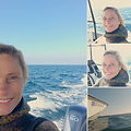 Cruising the bay 🐟😉#scubadiving #ocean