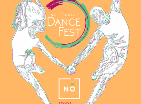 No Studios Dancefest - Featuring Alvin Ailey II