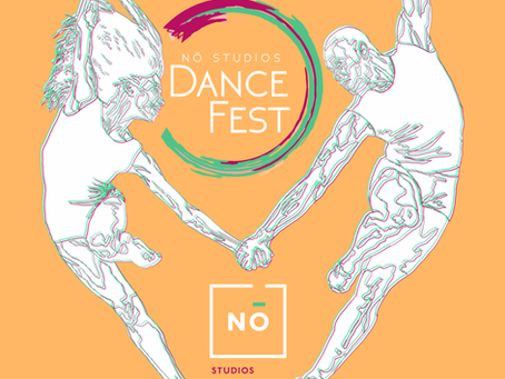 No Studios Dancefest - Featuring Alvin Ailey II