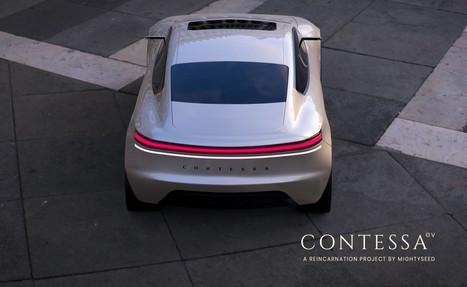 electric car designing company