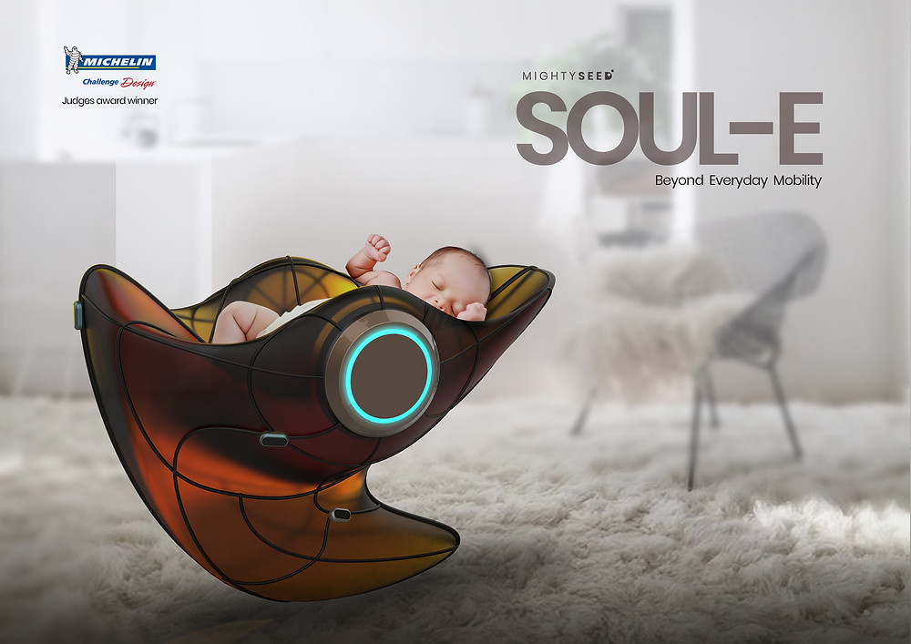 industrial design of soul e