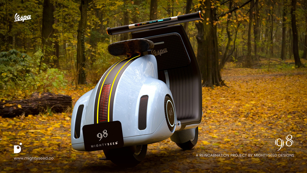 automotive design by mightyseed