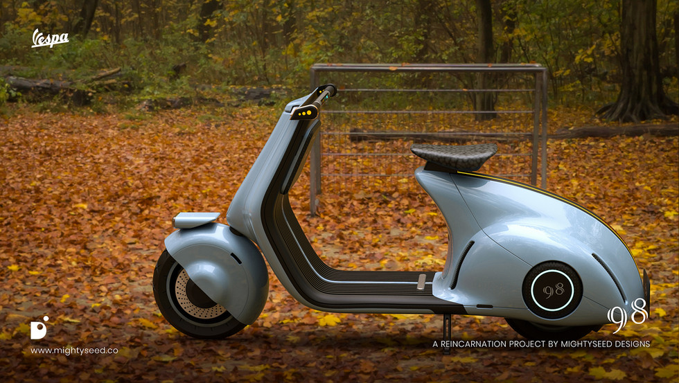 electric vehichle designer