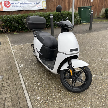 e-Moped - By The_PlugSeeker - Twitter & YouTube
