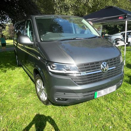 VW EV Van - The_PlugSeeker - Twitter