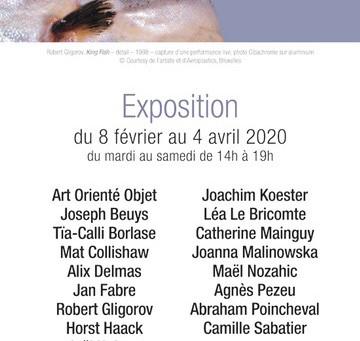 Humanimalismes exposition Topographie de l'Art