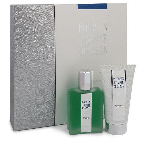 Caron Pour Homme Sport by Caron Gift Set