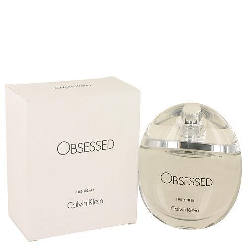 Obsessed by Calvin Klein 3.4 oz Eau De Parfum Spray