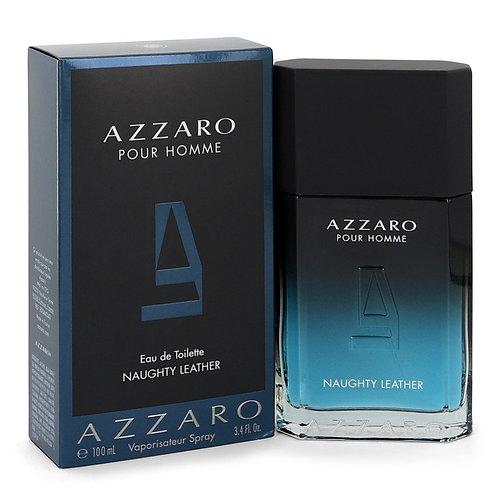 Azzaro Naughty Leather by Azzaro 3.4 oz Eau De Toilette Spray