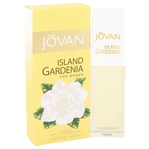 Jovan Island Gardenia by Jovan 1.5 oz Cologne Spray
