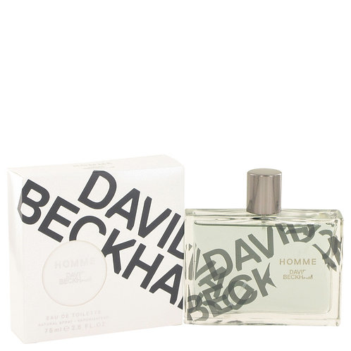 David Beckham Homme by David Beckham 2.5 oz Eau De Toilette Spray