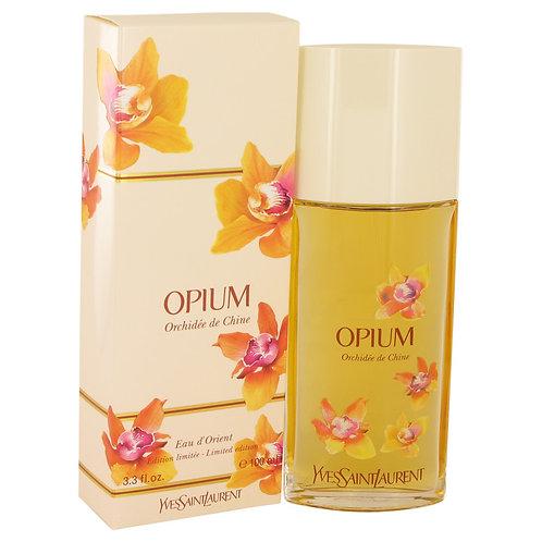 Opium Eau D'orient Orchidee De Chine by Yves Saint L.3.3oz Eau De Toilette Spray