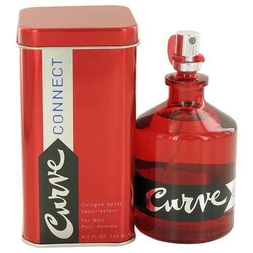 Curve Connect by Liz Claiborne 4.2 oz Eau De Cologne Spray