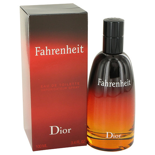 Fahrenheit by Christian Dior 3.4 oz Eau De Toilette Spray