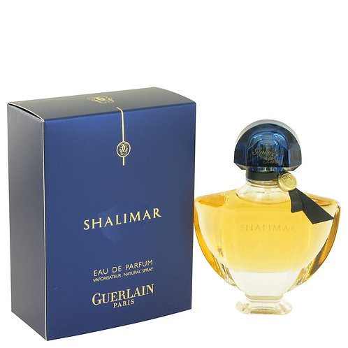 Shalimar by Guerlain 1 oz Eau De Parfum Spray for women