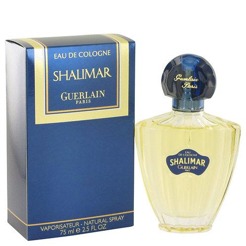 Shalimar by Guerlain 2.5 oz Eau De Cologne Spray for women