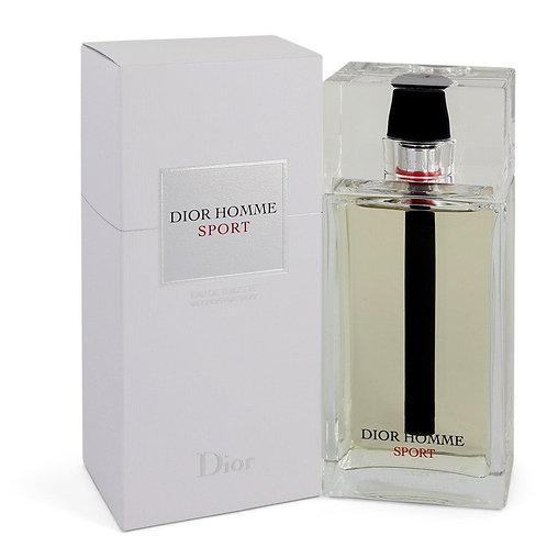 Dior Homme Sport by Christian Dior 6.8 oz Eau De Toilette Spray
