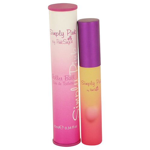 Simply Pink by Aquolina 0.34 oz Mini EDT Roller Ball Pen