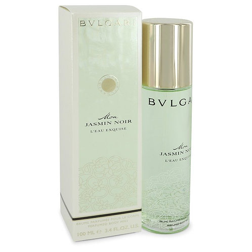 Mon Jasmin Noir L'eau Exquise by Bvlgari 3.4 oz Body Mist
