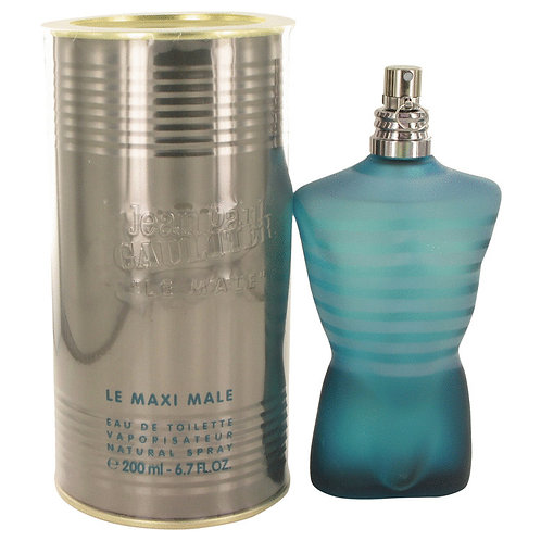 Jean Paul Gaultier by Jean Paul Gaultier 6.8 oz Eau De Toilette Spray