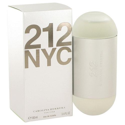 212 by Carolina Herrera 3.4 oz Eau De Toilette Spray