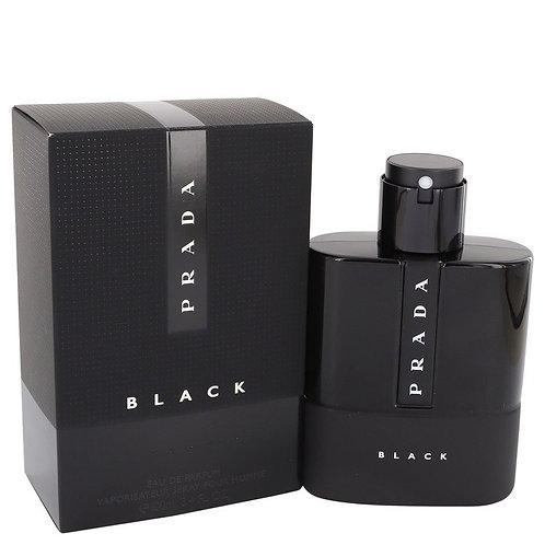 Luna Rossa Black by Prada 3.4 oz Eau De Parfum Spray