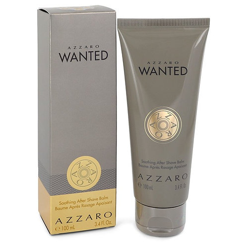 Wanted by Azzaro 3.4 oz After Shave Balm