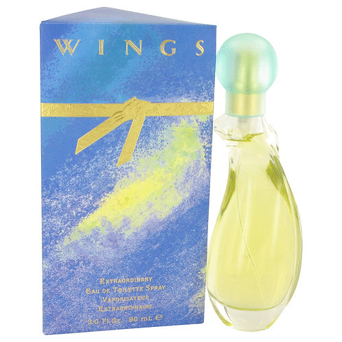 Wings by Giorgio Beverly Hills 3 oz Eau De Toilette Spray