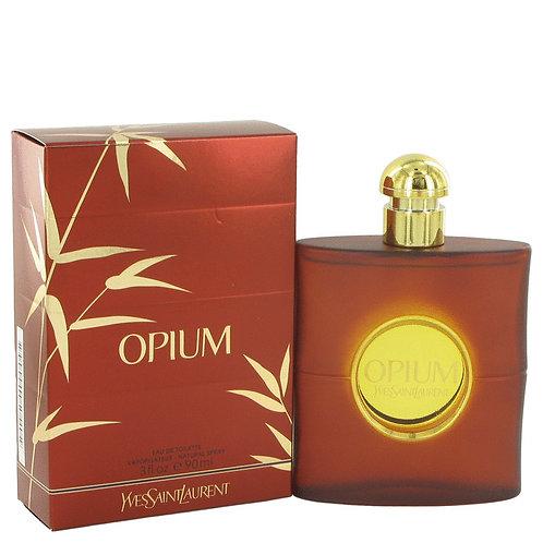 Opium by Yves Saint Laurent 3 oz Eau De Toilette Spray