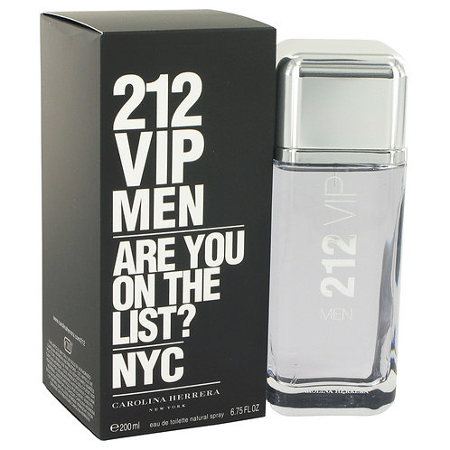 212 Vip by Carolina Herrera 6.7 oz Eau De Toilette Spray