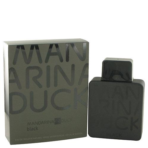 Black by Mandarina Duck 3.4 oz Eau De Toilette Spray