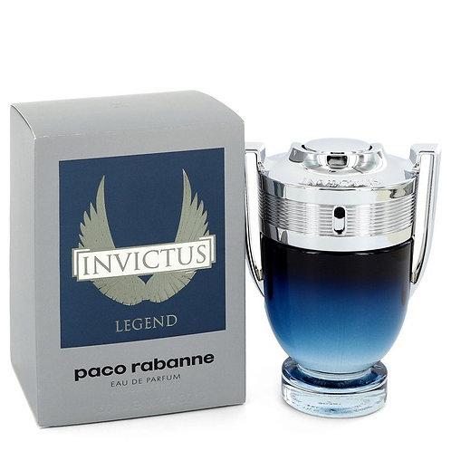 Invictus Legend by Paco Rabanne 1.7 oz Eau De Parfum Spray