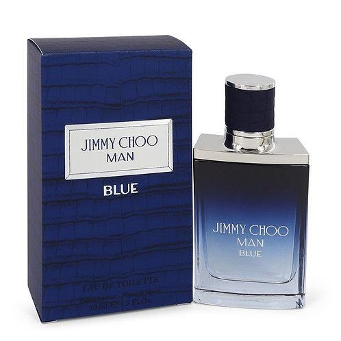 Jimmy Choo Man Blue by Jimmy Choo 1.7 oz Eau De Toilette Spray