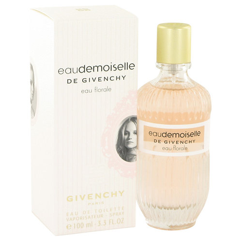 Eau Demoiselle Eau Florale by Givenchy 3.3 oz Eau De Toilette Spray