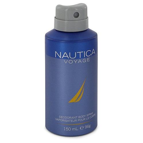 Nautica Voyage by Nautica 5 oz Deodorant Spray