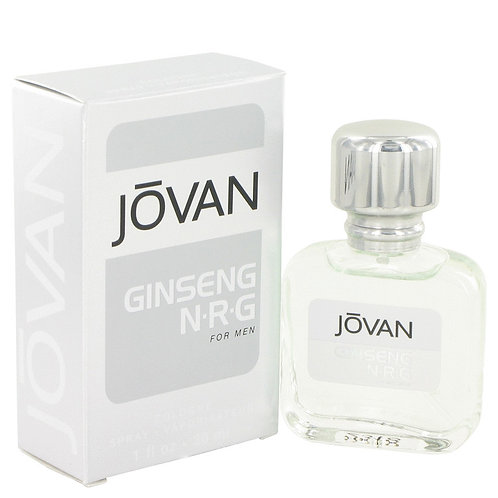 Jovan Ginseng Nrg by Jovan 1 oz Cologne Spray