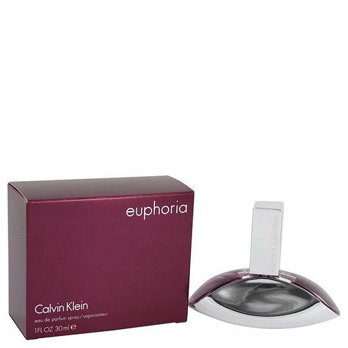 Euphoria by Calvin Klein 1 oz Eau De Parfum Spray for women