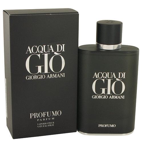 Acqua Di Gio Profumo by Giorgio Armani 4.2 oz Eau De Parfum Spray